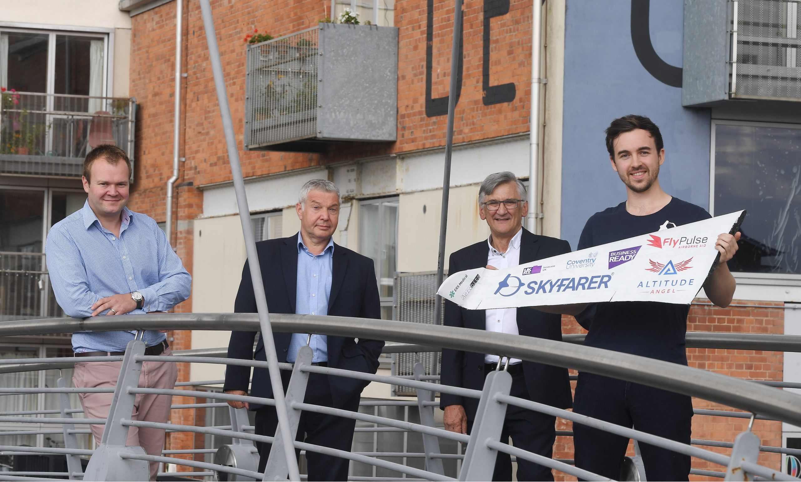 Drone company set to fly after Business Ready support